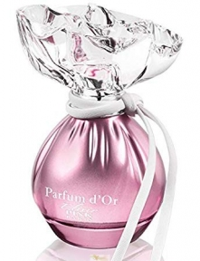 Kristel Saint Martin Parfum D'or Elixir Pink