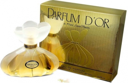Kristel Saint Martin Parfum D'or