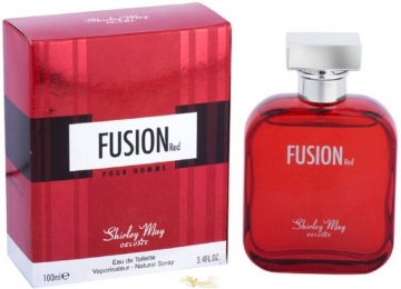 Shirley May Fusion Red