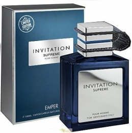 Emper Invitation Supreme